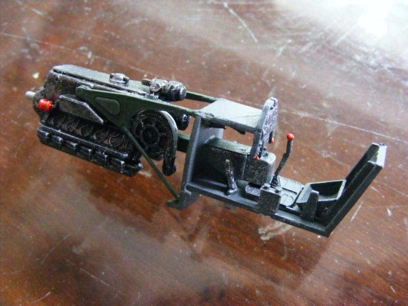 "Messerschmitt Me109 F-4, ""gelbe 14""; Maßstab 1:48 Dscf9612"
