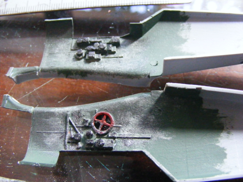 "Messerschmitt Me109 F-4, ""gelbe 14""; Maßstab 1:48 Dscf9613"
