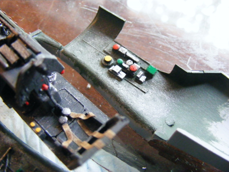 "Messerschmitt Me109 F-4, ""gelbe 14""; Maßstab 1:48 Dscf9614"