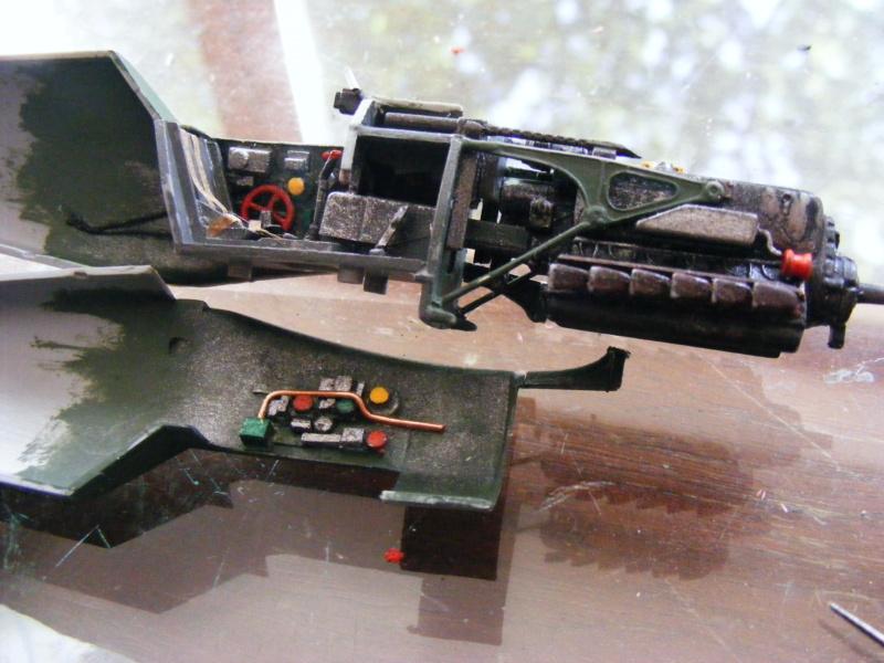 "Messerschmitt Me109 F-4, ""gelbe 14""; Maßstab 1:48 Dscf9732"