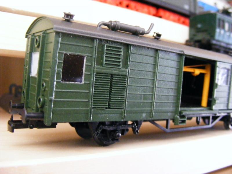 Standardhilfszug der Deutschen Reichsbahn (DR), Epoche III Genera36