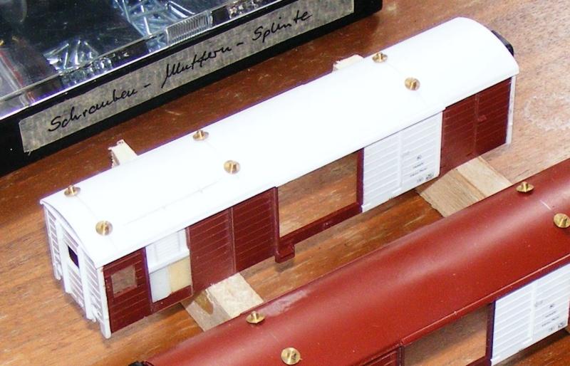 Standardhilfszug der Deutschen Reichsbahn (DR), Epoche III Genera40