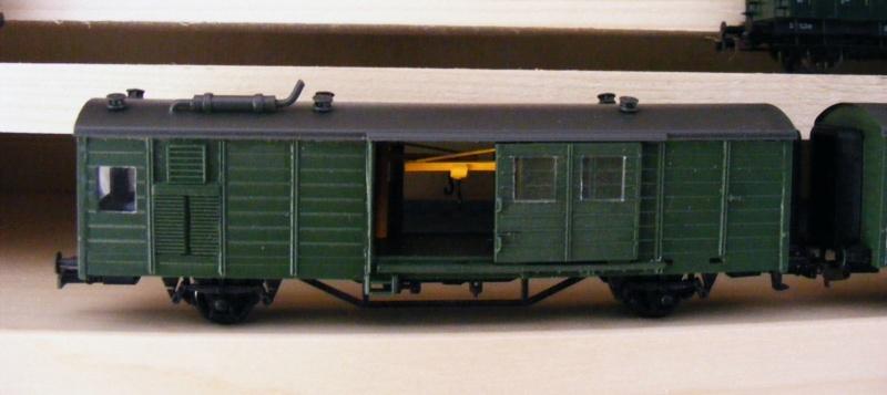 Standardhilfszug der Deutschen Reichsbahn (DR), Epoche III Genera41