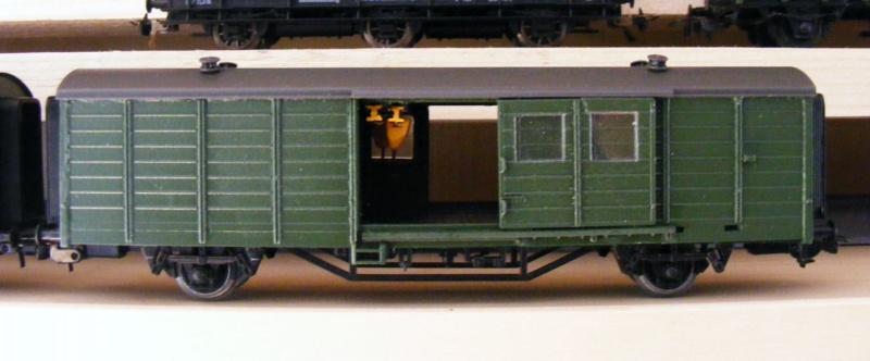 Standardhilfszug der Deutschen Reichsbahn (DR), Epoche III Gerzit27