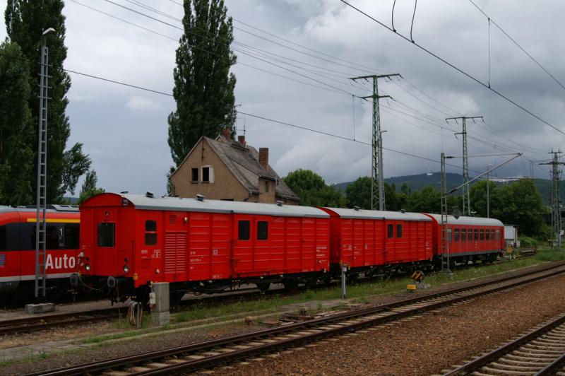 Standardhilfszug der Deutschen Reichsbahn (DR), Epoche III Hilfsz10
