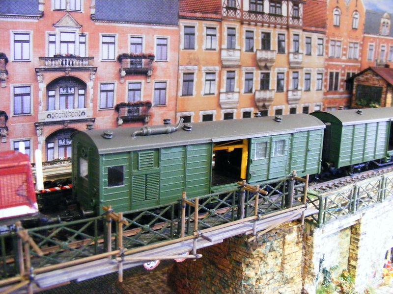 Standardhilfszug der Deutschen Reichsbahn (DR), Epoche III Hilfsz13