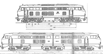 V182 (BR 250) - Neubau-Projekt der DB Skizze11