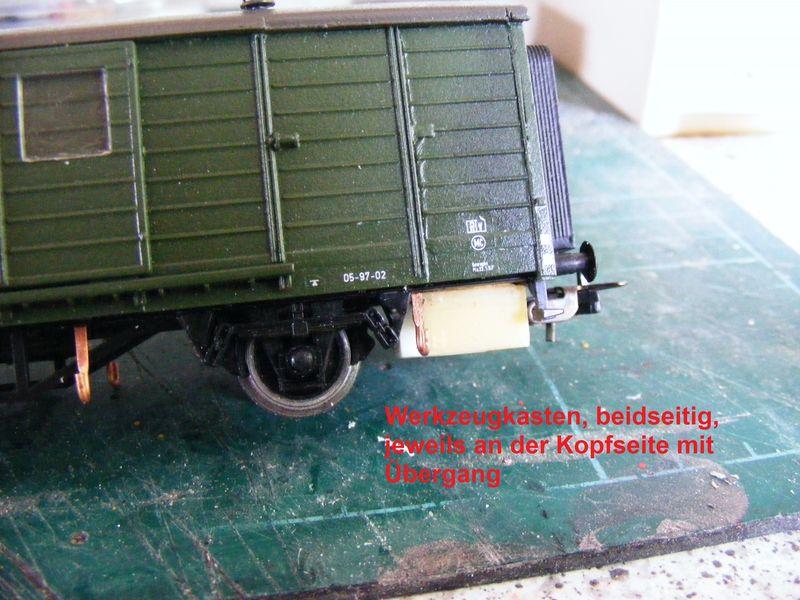 Standardhilfszug der Deutschen Reichsbahn (DR), Epoche III Zusatz18