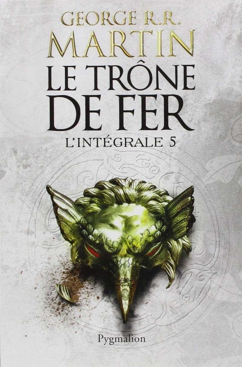 MARTIN George R. R. - LE TRONE DE FER - L'intégrale, 5 (A Dance with Dragons) Got510