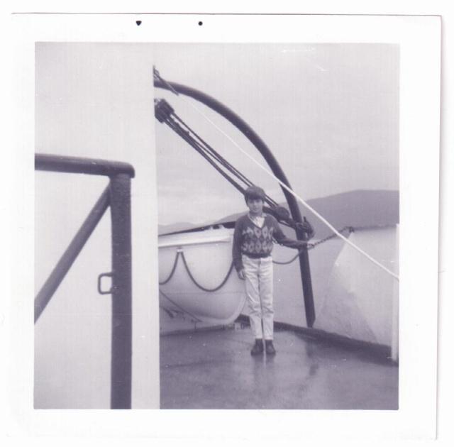 Photos d'enfance des membres - Page 7 Marjol10