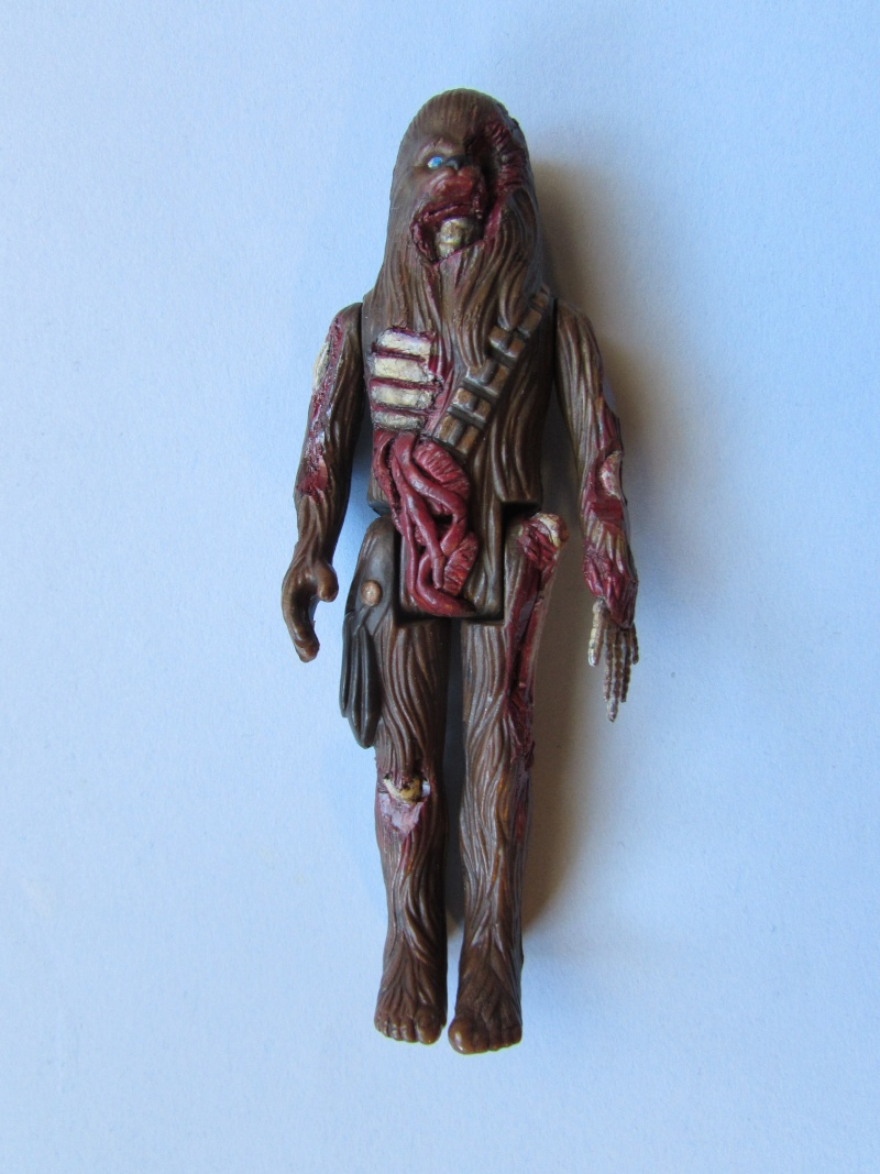 HORROR-IBLE CUSTOMS by ourchickenshack 04810