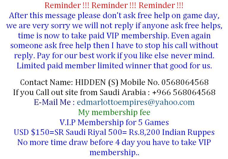 Reminder !!! Reminder !!! Reminder !!! Last_w10