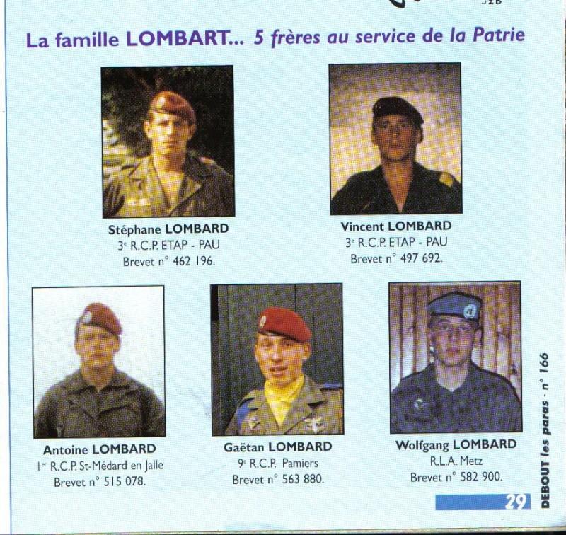 Famille LOMBARD: 5 frères au service de la PATRIE ont appartenu à notre fraternité 5_fryr10