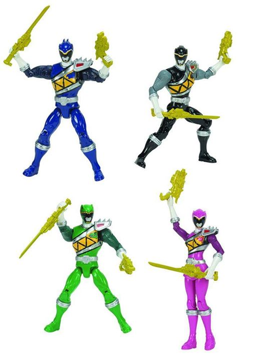 Jouets Power Rangers Dino Charge - Page 3 10623810