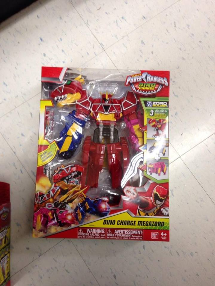 Jouets Power Rangers Dino Charge - Page 2 15576310