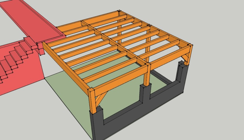 [AIDE] Projet de terrasse suspendue Terras14