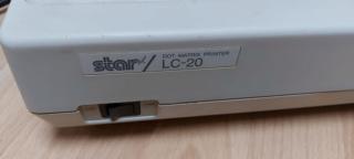 [VENDS] Golden image hand scanner (M-105) + Imprimante (Star LC-20) 20210141