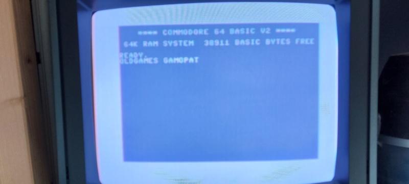 [VENDS] Commodore 64 en boîte (100% fonctionnel) + lecteur de cassette 20210156