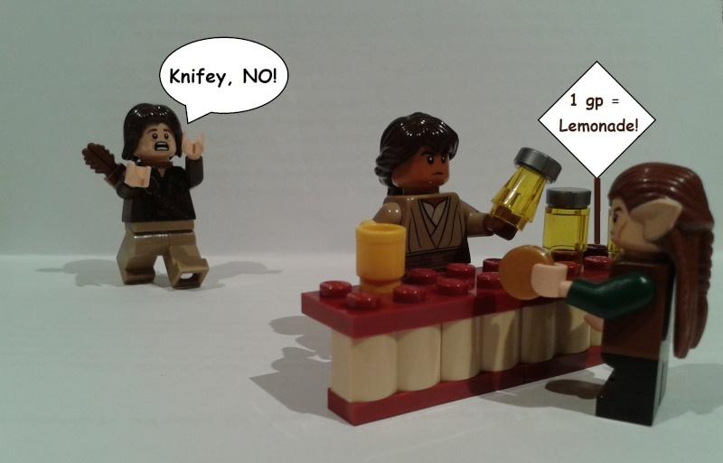 Lego Minifigs Knifey10