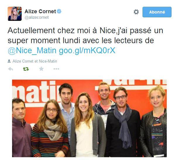 ALIZE CORNET (Française) - Page 3 Cornet12
