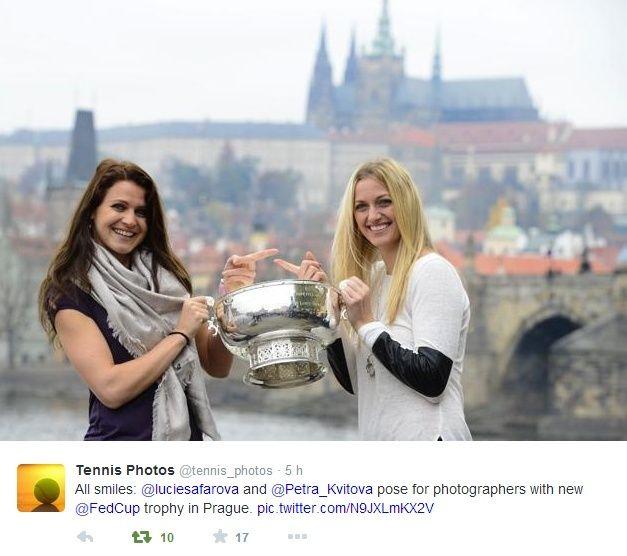 FED CUP 2014 : Groupe mondial en course pour le titre - Page 6 Fedcup10