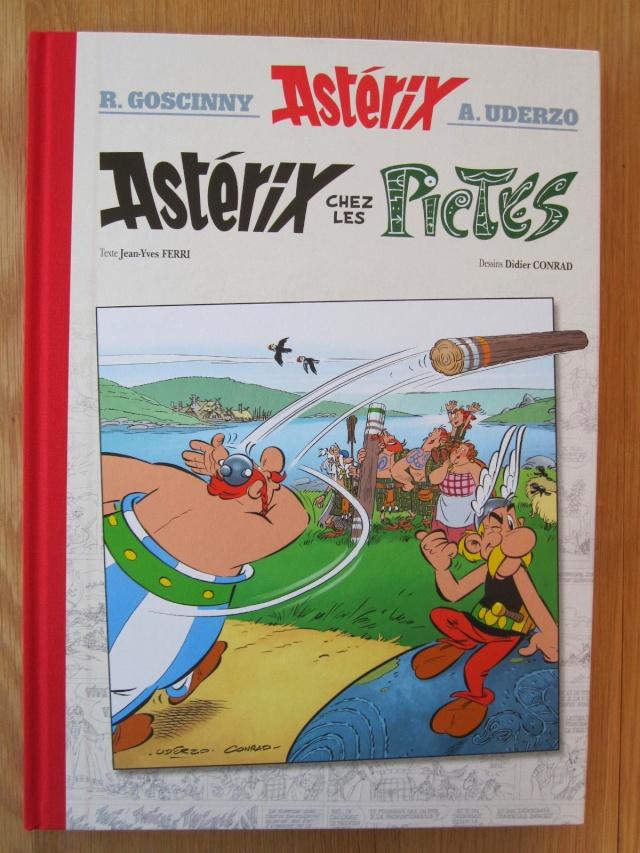 Les albums d'Astérix le Gaulois - Page 2 Asteri12