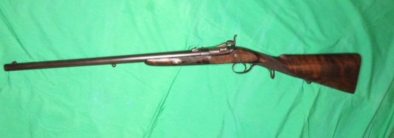 une carabine d'officier de cavalerie ANGLAISE  Img_0011