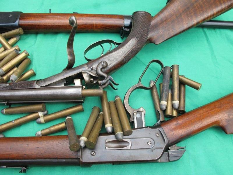 une carabine d'officier de cavalerie ANGLAISE  Img_4512