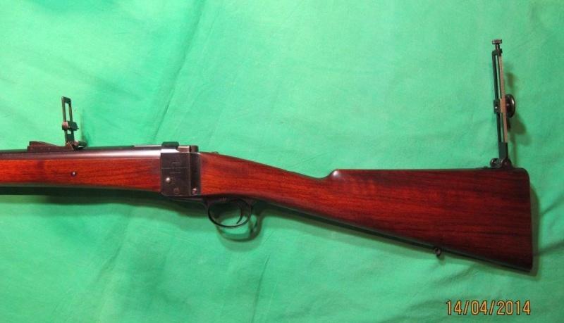 une carabine d'officier de cavalerie ANGLAISE  Img_5412
