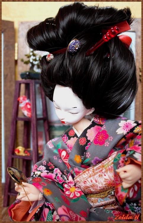 Omitsu...Modern Geisha (MNF ML Ryeon SP mod) Omitsu11