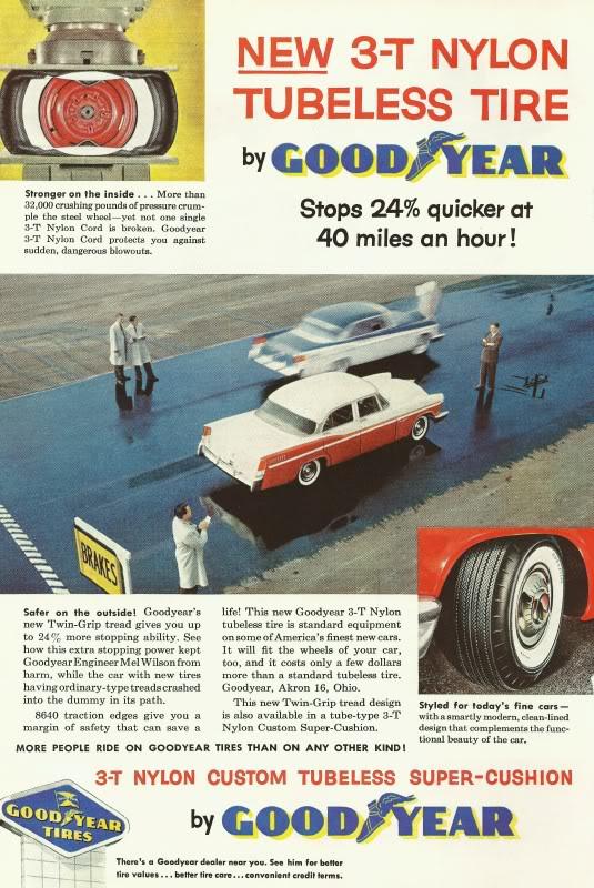 publicités vintage us  - Page 2 1956go10