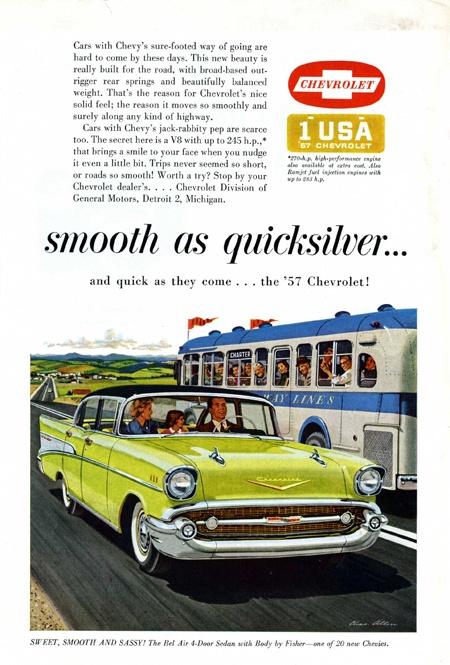 publicités vintage us  - Page 2 1957_c10