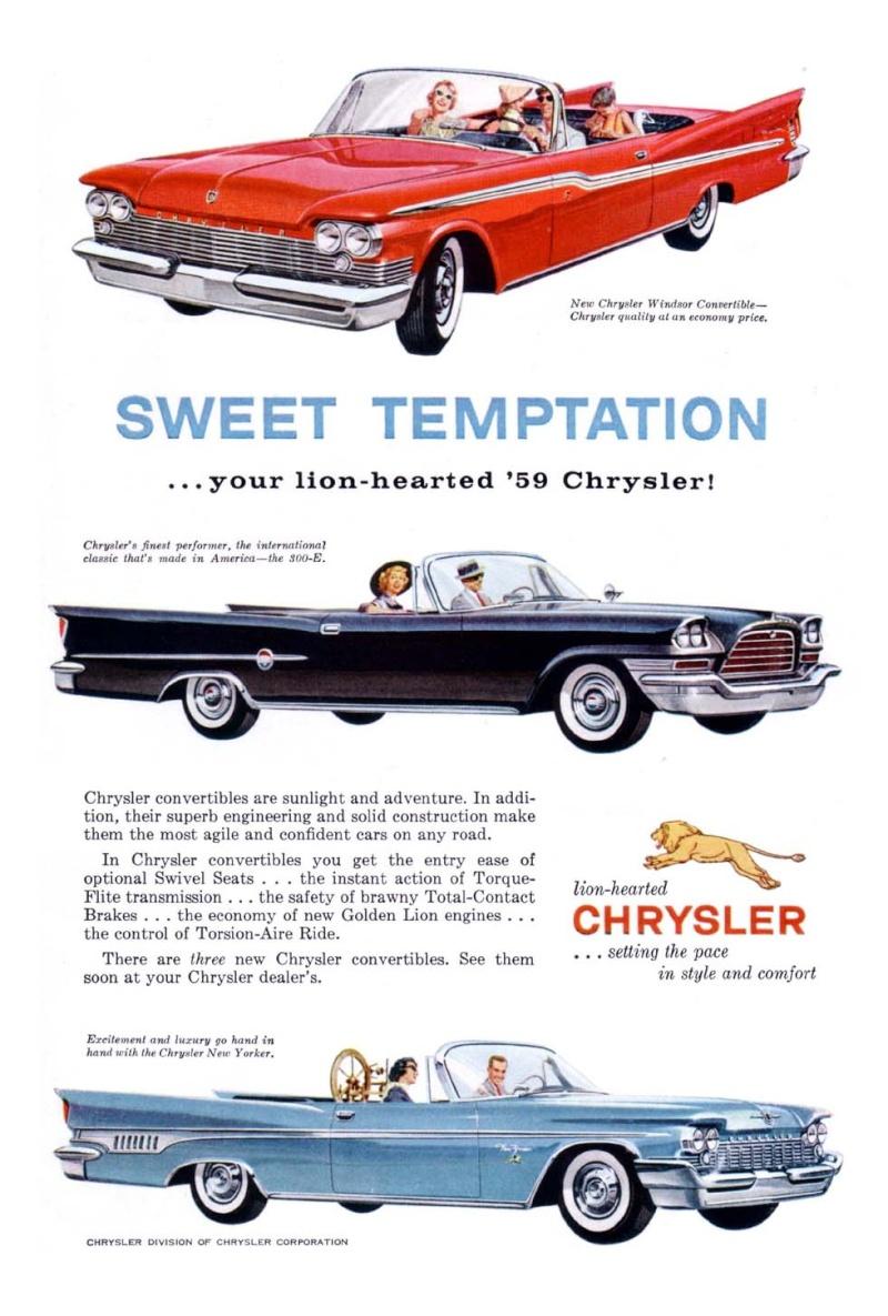 publicités vintage us  - Page 2 1959te10