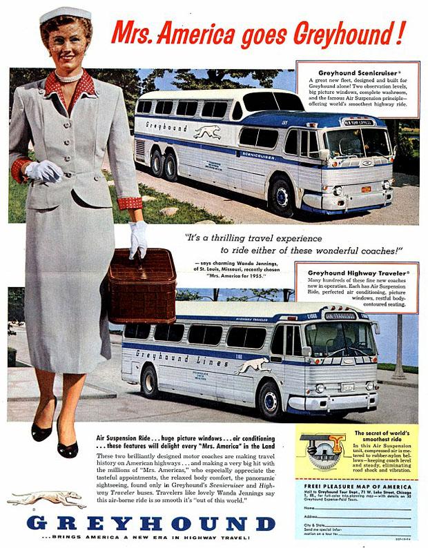 publicités vintage us  7110