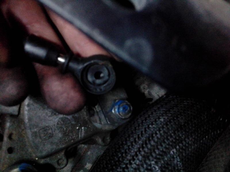 Conserto do cabo do seletor de marchas Zafira, Vectra, Astra ... Img_2012