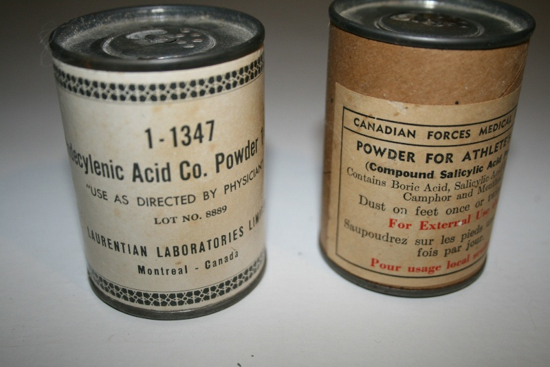 Are these tins WWII vintage? A0210