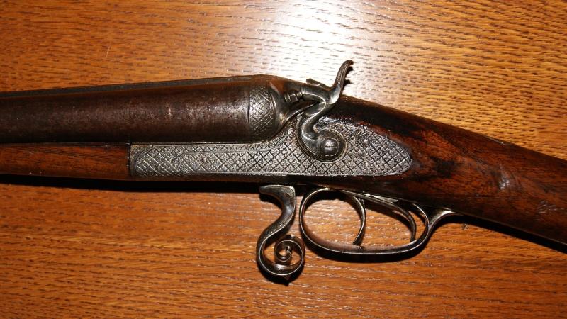Fusil de chasse G.PEYRON Dsc07412
