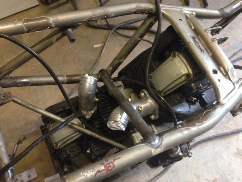 Mes pétoires KTM flat + Ducati café  Ducati47