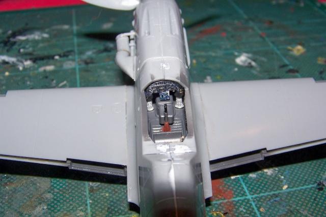 """Bf 109 G2"""" le dernier vol 30/09/1942 """"  """"der Stern von Afrika"""" Hasegawa 1/48( FINI ) 100_8810"""