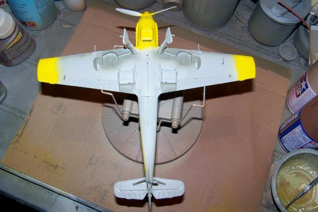 Me 109 E4 (Airfix 1/48) 1939 (Fini) 100_8818