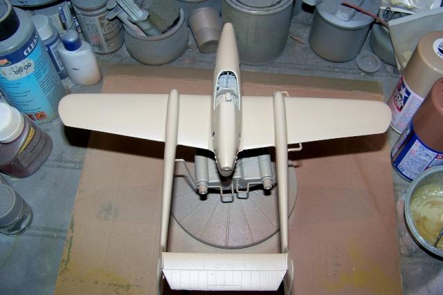 Fokker D XXIII 1/48 Fini 100_8820