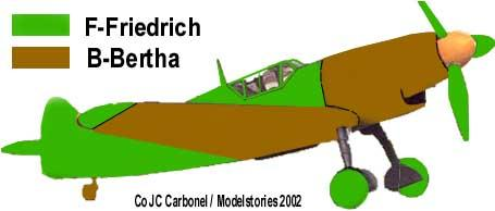 Me 109 E4 (Airfix 1/48) 1939 (Fini) Bf_10910