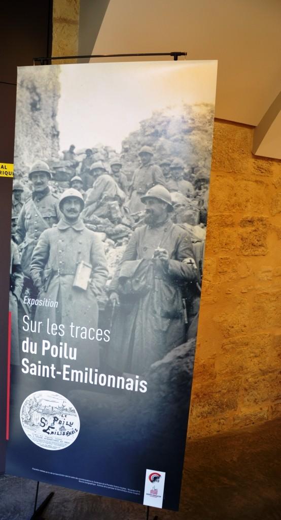 EXPO SAINT EMILION 18 RI ABBE BERGEY LES POILUS SAINT EMILIONAIS Dsc_9013