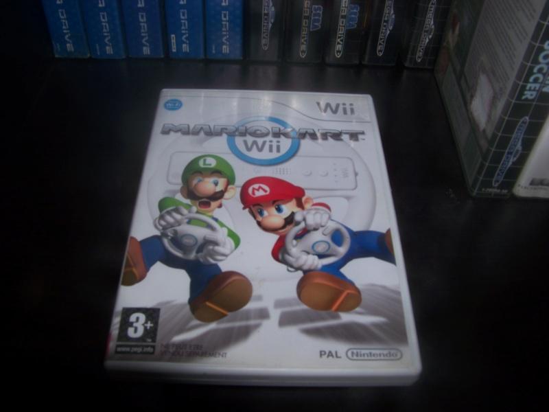 console et jeux NINTENDO Wii 100_2134