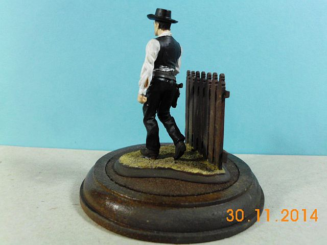 """Andrea S4-F15 """"Golden West"""" - High Noon 54mm - Galerie 216"""