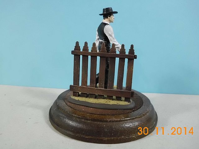 """Andrea S4-F15 """"Golden West"""" - High Noon 54mm - Galerie 315"""
