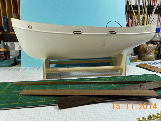 (Weiter-)Baubericht Graupner Anja SL35 1/60 - Seite 2 411