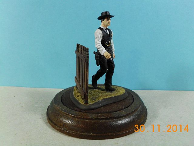 """Andrea S4-F15 """"Golden West"""" - High Noon 54mm - Galerie 417"""