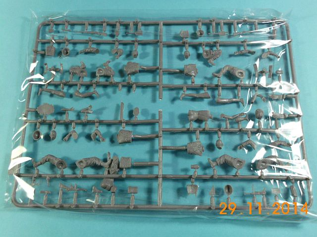 Masterbox MB 35157 - US + German Voyeur Paratroopers - 1/35 - Vorstellung 5b10