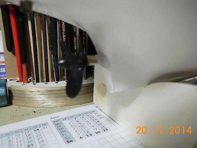 (Weiter-)Baubericht Graupner Anja SL35 1/60 - Seite 2 611